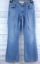Levi's 519 Womens Flare Leg Stretch Denim Jeans Size 5M (d2)