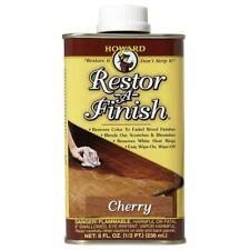 Howard Products Rf9008 Restor-A-Finish, 8 oz, Cherry 8