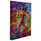 Wonder Woman Themyscira's Champion 14 x 11 Gallery Wrap by Blend Cota