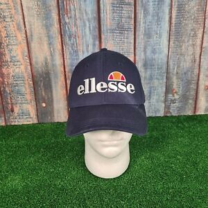 Ellesse Men's Ragusa Baseball Cap, Navy, One Size, Adjustable