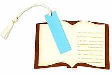Sizzix Bigz XL Open Book Cover, Page, Bookmark die #A10876 Retail $39.99 Retired