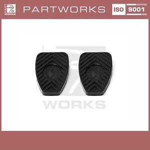 Pedale Gomme per Porsche 356 911 T E S Sc Carrera 964 993 914 Paio