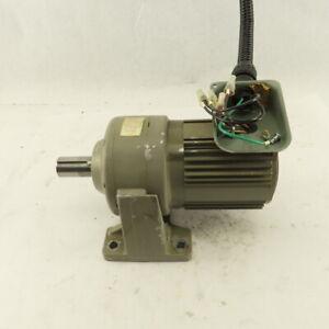 Sumitomo CNHM01-5090YA-119 190:1 Ratio 15RPM Output 230/460V 1/8Hp Gear Motor