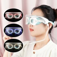 LED Photon Eye Massager Glasses Skin Rejuvenation Heating Therapy Anti Wrinkles