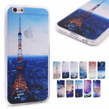 Urcover® TPU Mobile phone Back Case silicone Cover Case silicon thin glass film