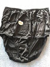 Vintage Soen 100% Nylon Hipster Brief Panties X Large 8 NWT