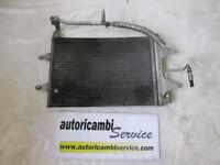 SEAT Ibiza 1.4 Benz 5M 63KW (2007) Rechange Condensateur Radiateur Climat Air Co