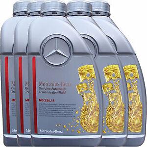 Olio cambio automatico Mercedes Original MB 236.14 5 litri (5x1)