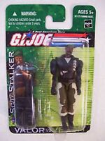 GI Joe Sgt. Stalker Valor vs Venom Action Figure by Hasbro NIB NIP