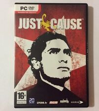Jeu PC FPS JUST CAUSE