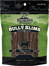 Redbarn Bully Beef Esophagus Junior Sticks Dog Treat 40pk     Free Shipping