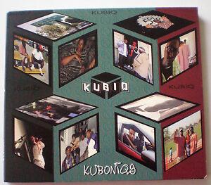 "KUBIQ  ""KUBONIQS""  - CD - 24 TRACKS - 2000 - HERATIK - HTK012 - USA"
