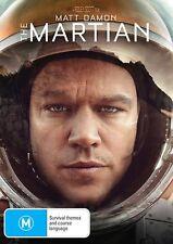The MARTIAN : NEW DVD