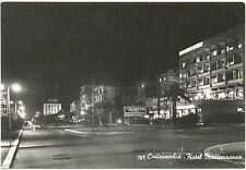 CIVITAVECCHIA - HOTEL MEDITERRANEO (ROMA) 1962