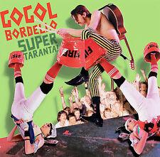 LP-GOGOL BORDELLO-SUPER TARANTA -LTD NEW VINYL RECORD