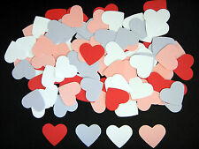 MARTHA STEWART HEART PUNCHES SCRAPBOOKING 100 DIE CUTS PUNCHIES