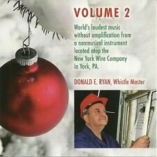 CHRISTMAS CAROLS FROM A FACTORY STEAM WHISTLE VOLUME #2