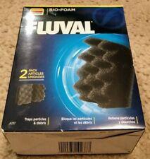 Fluval 306/406 Bio-Foam Includes 2 bio-foam Pieces Fit Fluval 306/406 Filters