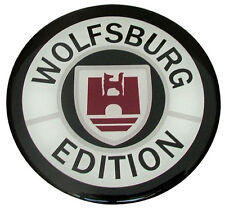 VW WOLFSBURG EDITION Badge Emblem Fender Grill Trunk Hatch GTI MK1 MK2 MK3 MK4 -