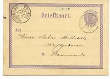 Treinstempel KR Eindh - Maastr: II + LS Vlodrop Roermond 1877