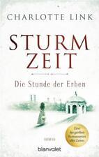 Sturmzeit - Die Stunde der Erben von Charlotte Link (2018, Klappenbroschur)