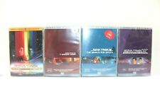 Star Trek Movie Collection 1 - 4 Director's Special Editions - Like New