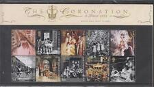 GB 2003 CORONATION PRESENTATION PACK No. 347 SG 2368-2377 MNH MINT STAMP SET