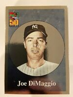 2001 Topps Before There Was Topps #BT10 Joe DiMaggio New York Yankees