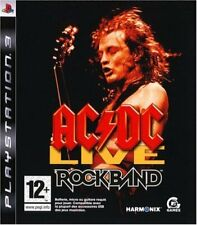 AC/DC Live: Rock Band for PlayStation 3, relive the live performance of 1991 New