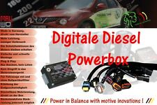 Digitale Diesel Chiptuning Box passend für Fiat Panda 1.3  Multijet-70 PS