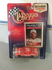 WINNER'S CIRCLE DALE EARNHARDT LIFETIME SERIES NO. 5 OF 12