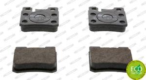FERODO BRAKE PADS REAR For MERCEDES BENZ E230 W210 1996-1998 - 2.3L 4CYL -FDB644
