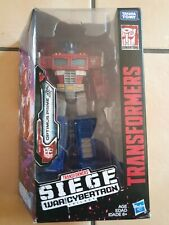 TRANSFORMERS GENERATIONS WAR FOR CYBERTRON: VOYAGER CLASS OPTIMUS PRIME E3541