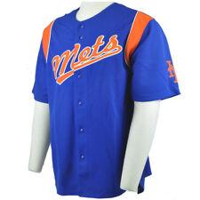MLB Stitches New York Mets Baseball Authentic Licensed Jersey Shirt XLarge XLRG