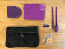 *NEW Virgin Atlantic Airlines Memorabilia Amenity Toiletry Kit & Travel Bag
