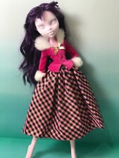 17 inch Monster High doll clothes beautiful doll dress BARBIE GOWN