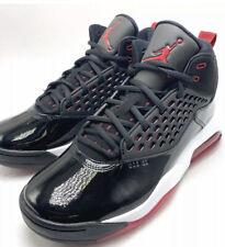 Men's NIKE JORDAN MAXIN 200 Basketball Shoes Black/Red  CD6107 001 Size 13
