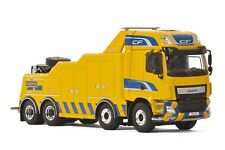 DAF CF Space Cab 8x4 Heavy Recovery Tow Truck - 1:50 Scale WSI
