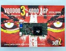 S/N#003 - 3dfx voodoo3 modded @215MHz - 6000 - 5500 - 4500 - 3500 - 3000 - 2000