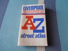 A-Z Street Atlas Liverpool