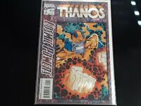 Thanos # 1 Cosmic Powers Marvel High Grade Comic Book RM6-168