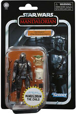 """Mandalorian Star Wars Vintage Collection Din Djarin """"The Child"""" In Hand Ready!"""