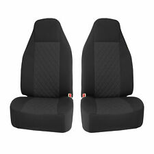 NeoSupreme Seat Covers Deluxe Quality High Back Car Seat Cushions- Front