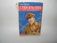 L'ENIGMA DI MACARTHUR - J.Gunther [Garzanti 1951]