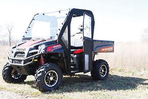 Seizmik 06005 Doors Polaris Ranger Mid Size 400 500 570 800 2009 to 2013