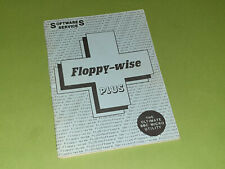 Floppy Wise Plus User Guide - The Ultimate BBC Micro Utility - Software Services