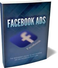 Facebook Ads- Ebook, Videos and Bonuses on CD