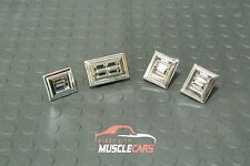 1982-90 Chevrolet Blazer Power Door Lock and Window CHROME Switch Set