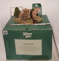 Lilliput Lane BLUEBELL FARM #Rare Brand New Vintage 1996 - Christmas Gift