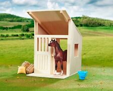 Breyer Hilltop horse Stable Can be expanded with purchase of more than one   <><